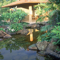 Tropical Landscape by Saint Dizier Design