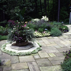Traditional Landscape by The Pattie Group Inc