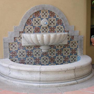 Wall Fountains