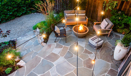 Patio of the Week: Easy Flow Between Casual Gathering Spaces