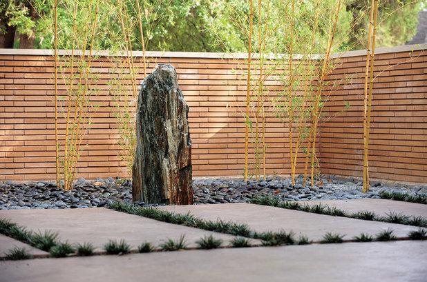Asian Garden by Bonick Landscaping