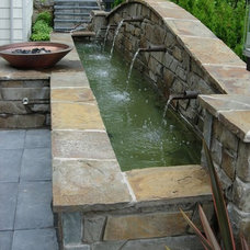 Eclectic Landscape by All Oregon Landscaping