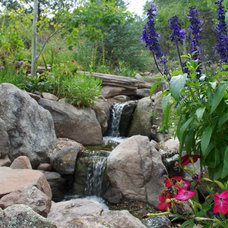 Rustic Landscape by Michael Given Environments, LLC