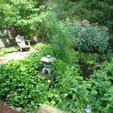 Traditional Landscape by Cedar Run Landscapes