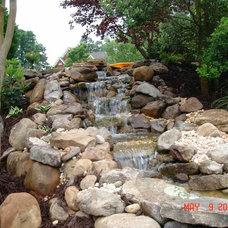 Traditional Landscape by Elite Landscape Services