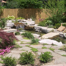 Contemporary Landscape by Great Lakes Landscape Design