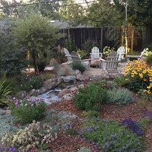 Water Features Mediterranean Garden San Francisco By Just