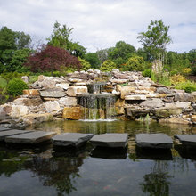 Ponds, Pools and Water Features