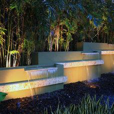 Modern Landscape by Lewis Aqüi Landscape + Architectural Design