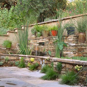 Water Garden Wall