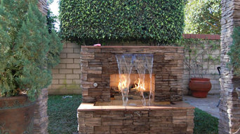 Waterfall Fireplaces Collection