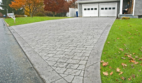 A Guide to Concrete As a Landscape Paving Material