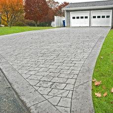 Landscape by Signature Stamped Concrete, LLC