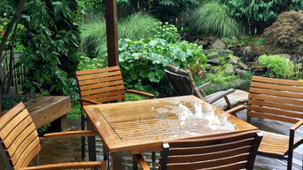 We LOVE Outdoor Dining, but not in the Rain!