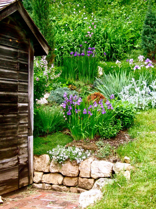 Iris Garden Home Design Ideas, Pictures, Remodel And Decor
