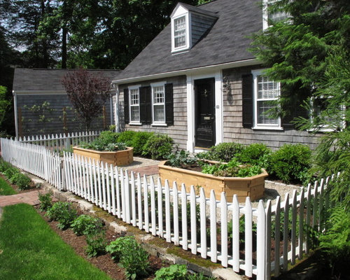 houzz small front yard landscape design ideas remodel pictures - Landscape Design Ideas For Small Front Yards