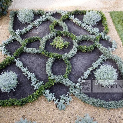 Landscape knot garden Design Ideas, Pictures, Remodel and Decor