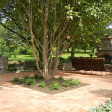 Traditional Landscape by B.DeMichele Inc.