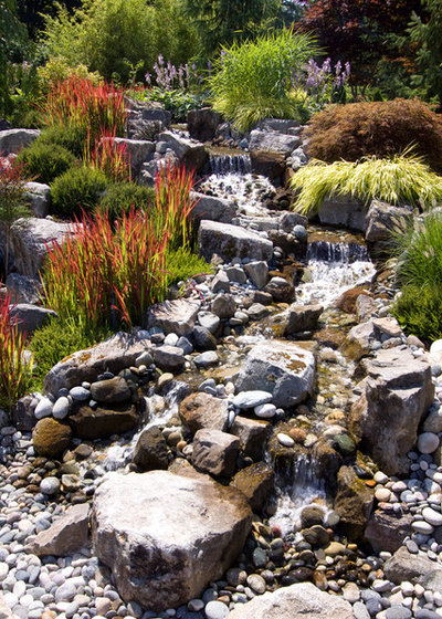 How to Build a Dry Creek Bed | Houzz