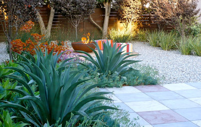 10 Hardscape Materials That Play Well With Gravel
