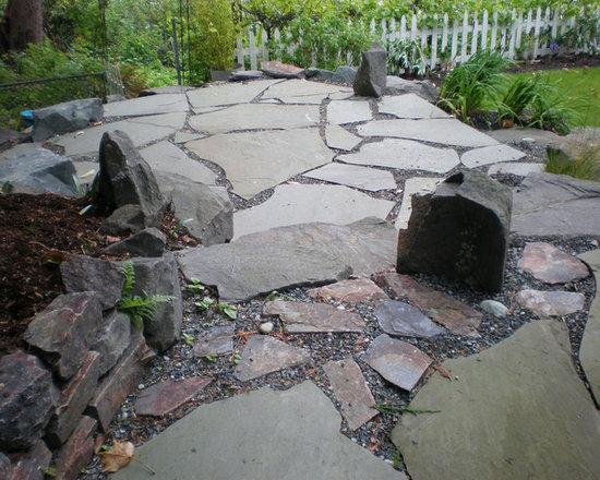 permeable patio   houzz - Permeable Patio Ideas