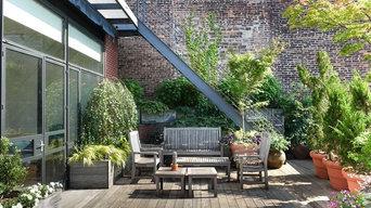 West Village Rooftop Terrace