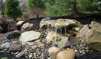 Westlake Pondless Waterfall