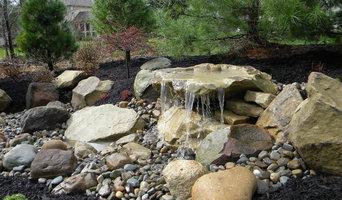 Westlake Pondless Waterfall