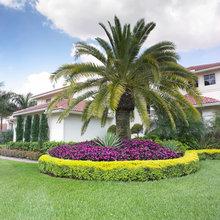 Mediterranean Style - Florida Landscapes