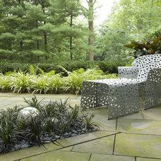 Contemporary Landscape by Westover Landscape Design, Inc.