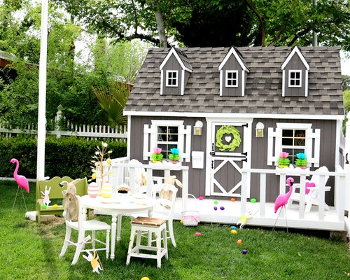 Whimsical playhouse for Whimsical playhouses