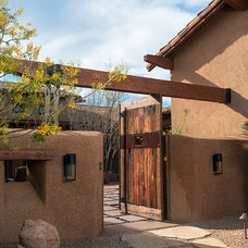 Southwestern Landscape by Tate Studio Architects