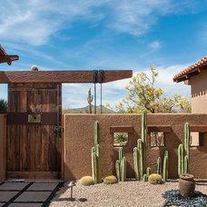 Southwestern Landscape by Tate Studio Architects