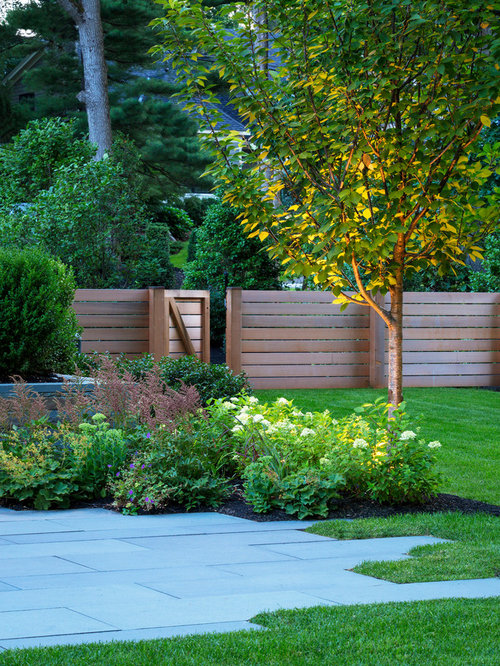Contemporary Wood Fence Ideas Pictures Remodel And Decor