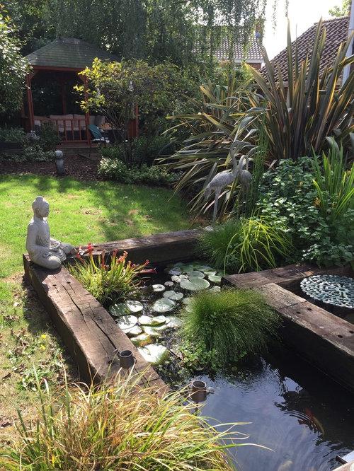 Fotos de jardines | Diseños de jardines rústicos en Essex