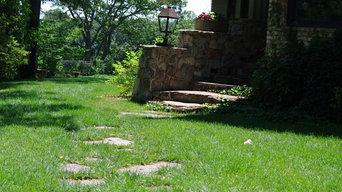 Williamsburg English Garden