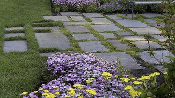 Wilmette 01 Landscaping - Estate  with Formal Garden