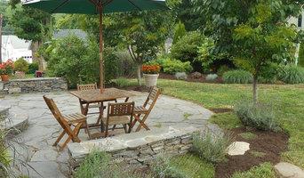 Windham Center backyard makeover