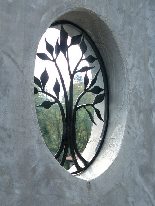 Iron Window Grill Houzz