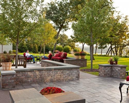 patio walls photos - Patio Wall Design