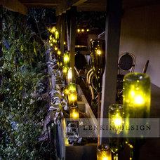 Eclectic Landscape by Lenkin Design Inc: Landscape and Garden Design