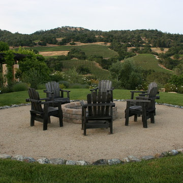 Wine Country Firepit