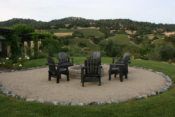 Mediterranean Landscape by Vignette Design