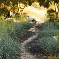 Mediterranean Landscape by Jeffrey Gordon Smith Landscape Architecture