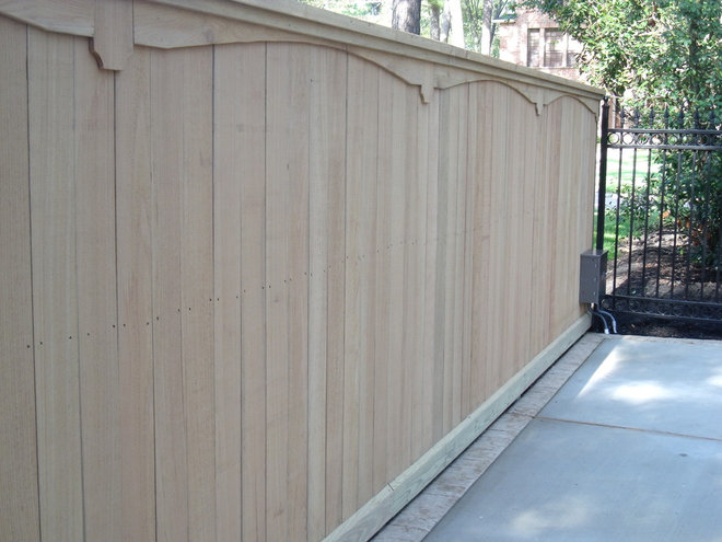 Mediterranean Fencing by Architectural Fabricators