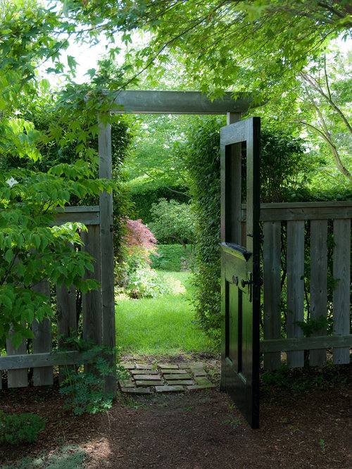 Garden Gate Door Ideas Pictures Remodel and Decor