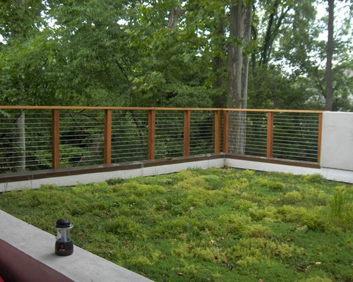 See-Through Fencing Home Design Ideas, Pictures, Remodel and Decor