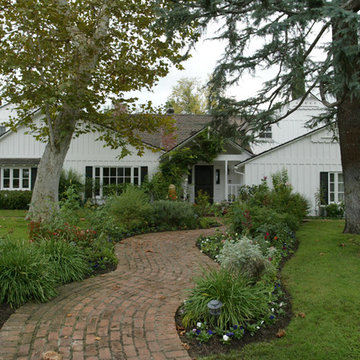 Woodland Hills Farmhouse Whole Home Remodel