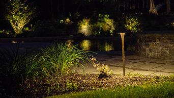 Woodland Lighting Project
