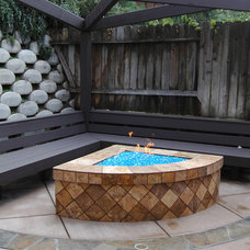 Tropical Landscape by AAA Landscape Specialists, Inc.